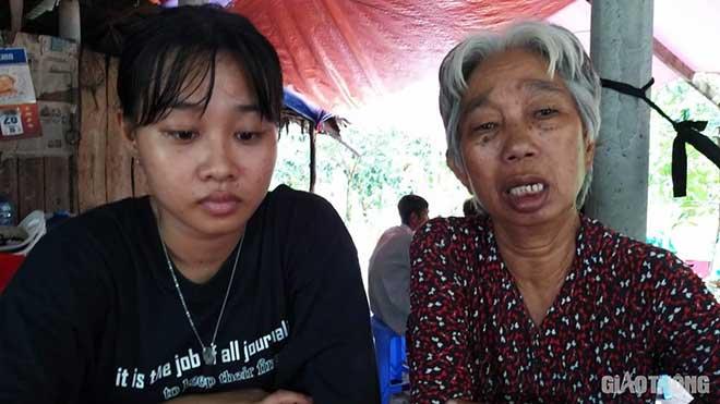 3 người trong gia đình gặp tai nạn tử vong: Xé lòng cảnh quan tài đặt nhờ - Hình 3