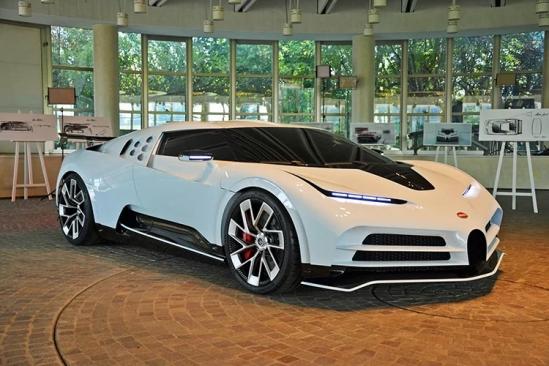 Bugatti phát triển siêu xe Centodieci giá 9 triệu USD chỉ trong 6 tháng - Hình 1