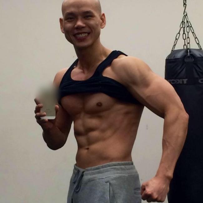 Đan Trường, Phan Đinh Tùng khoe hình thể cường tráng như trai trẻ dù đã ngoài 40 - Hình 11