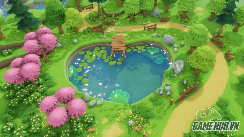 Harvest Moon Online - Game nông trại huyền thoại bất ngờ lộ bản Game Online - Hình 2