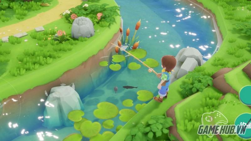Harvest Moon Online - Game nông trại huyền thoại bất ngờ lộ bản Game Online - Hình 1