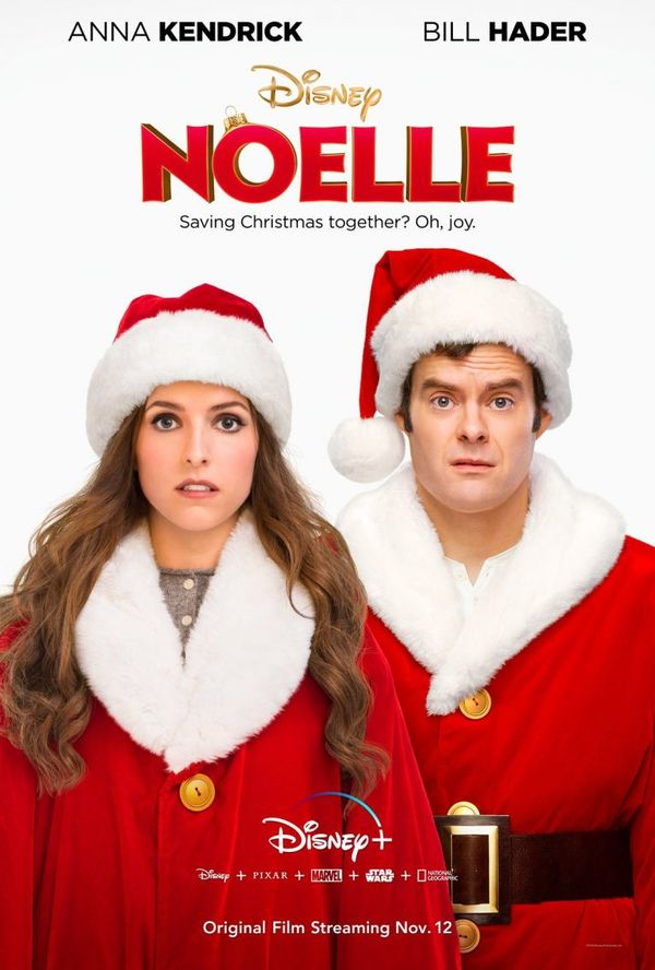Kendrick và Hader trở lại trong trailer Noelle lên sóng đúng dịp Giáng sinh 2019 - Hình 1