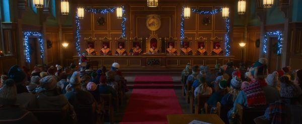 Kendrick và Hader trở lại trong trailer Noelle lên sóng đúng dịp Giáng sinh 2019 - Hình 9