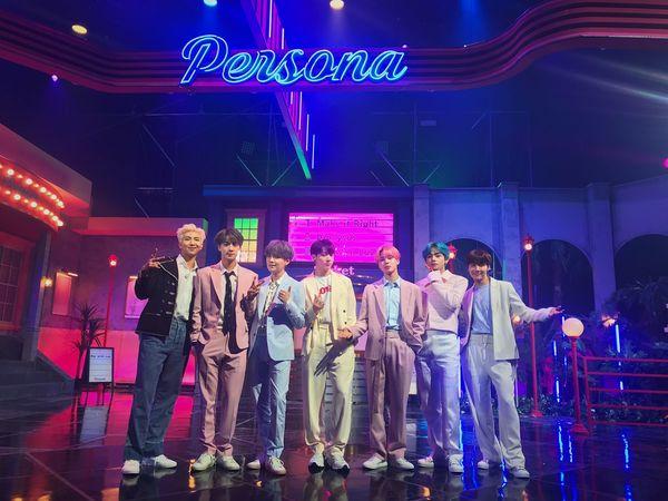 Ngưng quảng bá từ lâu, album Map Of The Soul: Persona của BTS vẫn hốt chứng nhận Vàng nhờ lượng tiêu thụ khủng - Hình 1