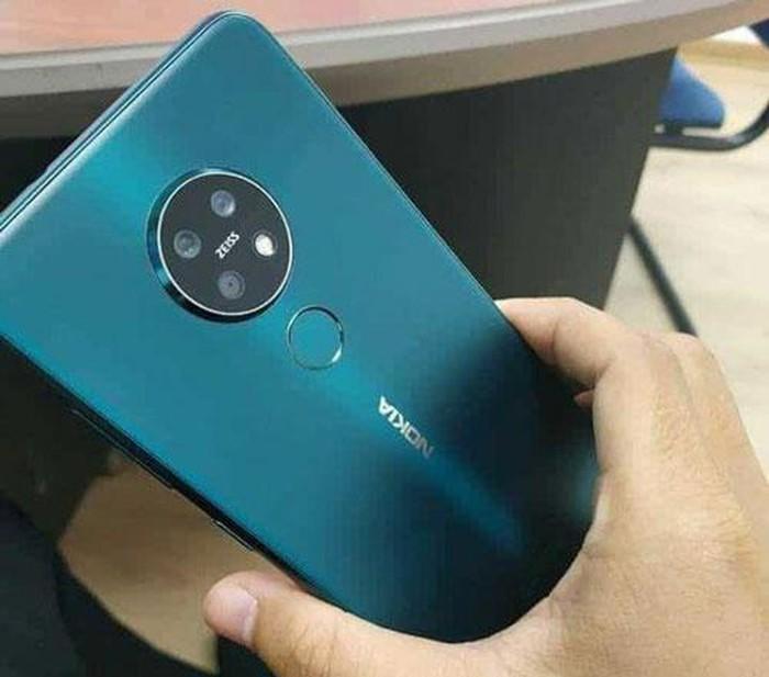 Nokia 7.2 tiếp tục lộ diện với camera tròn ống kính Zeiss, chip S710, RAM 6 GB - Hình 2