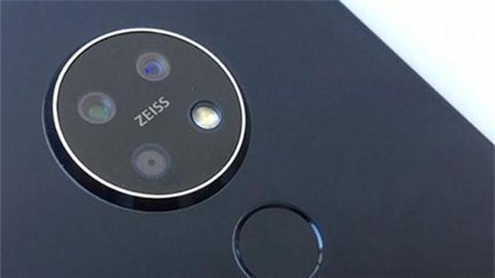 Nokia 7.2 tiếp tục lộ diện với camera tròn ống kính Zeiss, chip S710, RAM 6 GB - Hình 1
