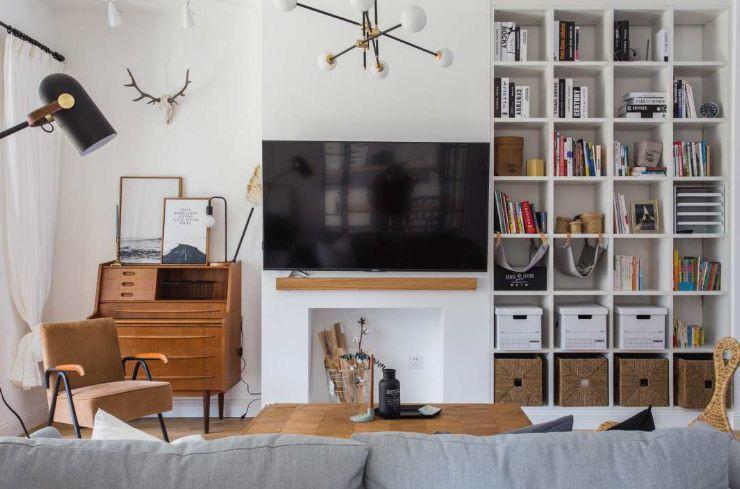 Căn hộ với cách decor giúp góc nào trong nhà cũng đầy nắng, rất đáng tham khảo cho gia đình 3 người - Hình 7