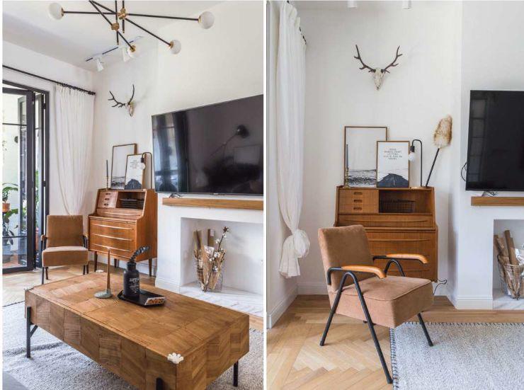 Căn hộ với cách decor giúp góc nào trong nhà cũng đầy nắng, rất đáng tham khảo cho gia đình 3 người - Hình 6