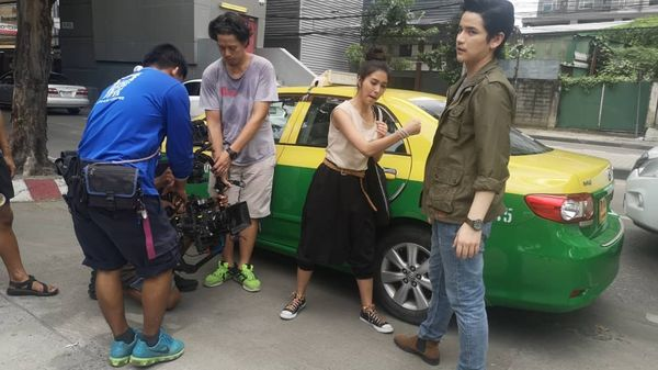 Sau thành công của Con tim sắt đá, Ferny Nopjira sẽ hợp tác cùng hoàng tử gốc Việt Tao Phiangphor trong phim truyền hình mới - Hình 10