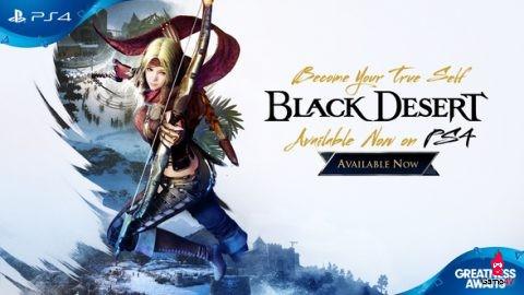 Siêu phẩm Black Desert chính thức có mặt trên nền tảng PS4 với đồ họa shock - Hình 1
