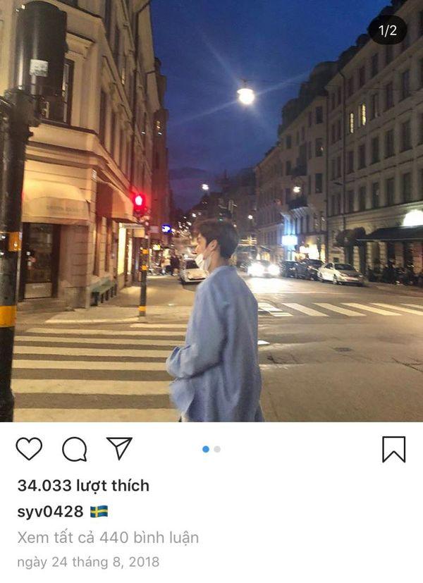Song Yuvin của Produce X 101 và Kim Sohee (I.B.I) lộ ảnh khóa môi, còn đi du lịch Thụy Điển cùng nhau - Hình 7