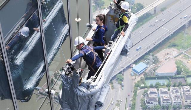 Top 5 Cuộc đua kỳ thú 2019 chật vật với thử thách tại tòa nhà cao nhất Đông Nam Á - Hình 4