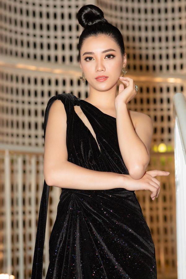 Trương Hồ Phương Nga tái xuất với nhan sắc khó tin bên thí sinh hoa hậu Hoàn vũ Việt Nam - Hình 8