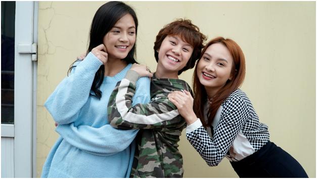 VTV Awards 2019: Top 5 diễn viên nữ ấn tượng - 3 chị em Về nhà đi con góp mặt đủ - Hình 1
