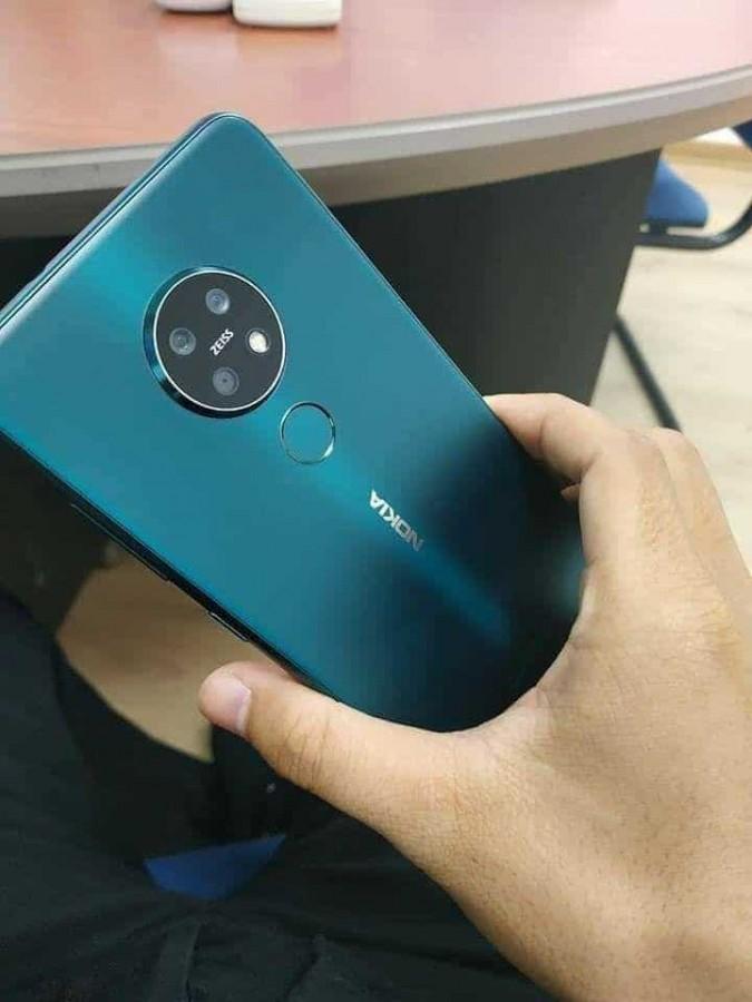 Nokia 7.2 bất ngờ xuất hiện trên tay người dùng tại Việt Nam - Hình 1