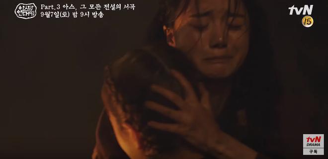 Arthdal Niên Sử Kí phần cuối nhá hàng dữ dội: Song Joong Ki và Kim Ji Won phân thân tung hoành! - Hình 5