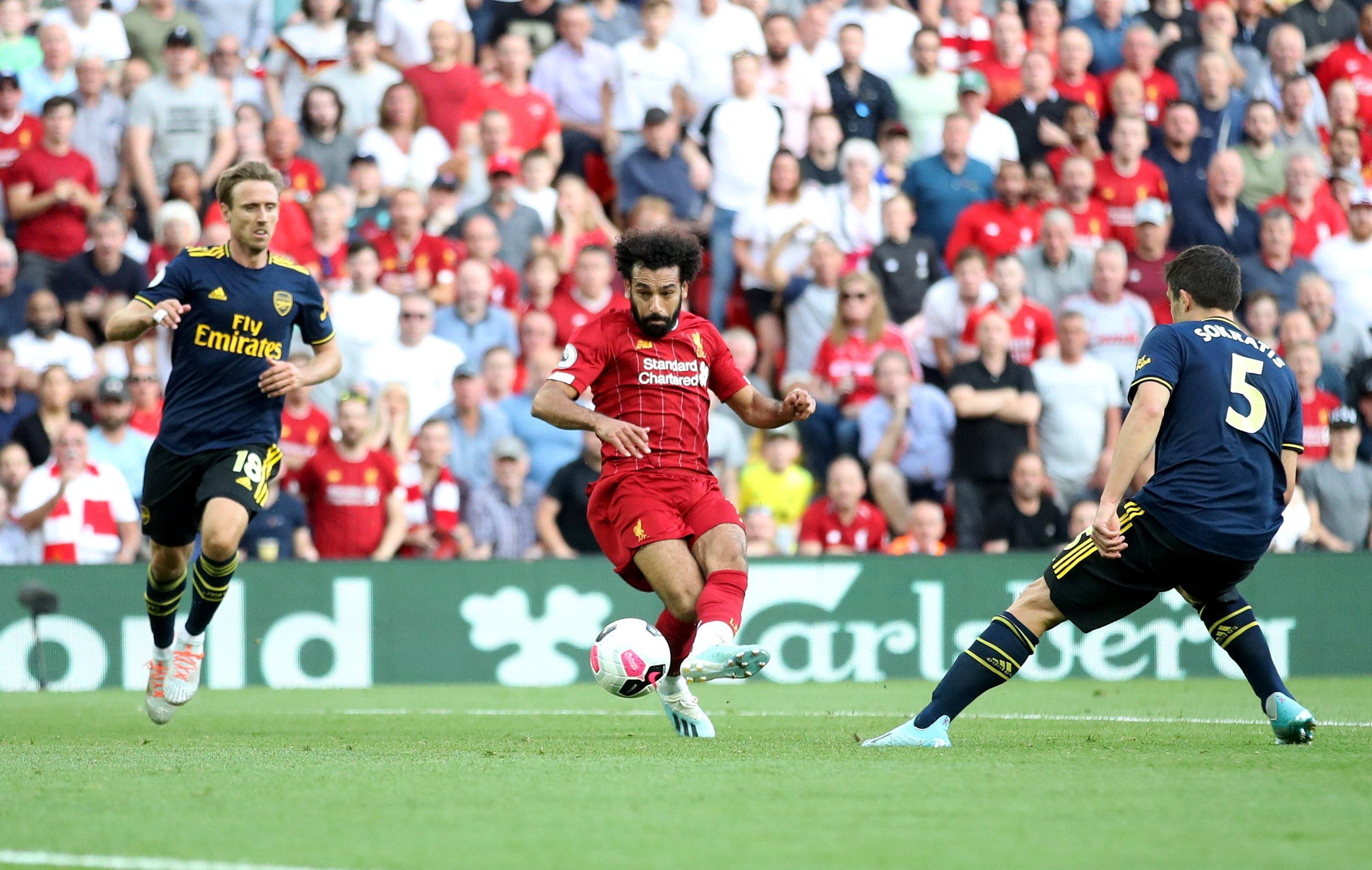 Kết quả bóng đá hôm nay 25/8: Liverpool hủy diệt Arsenal - Hình 1