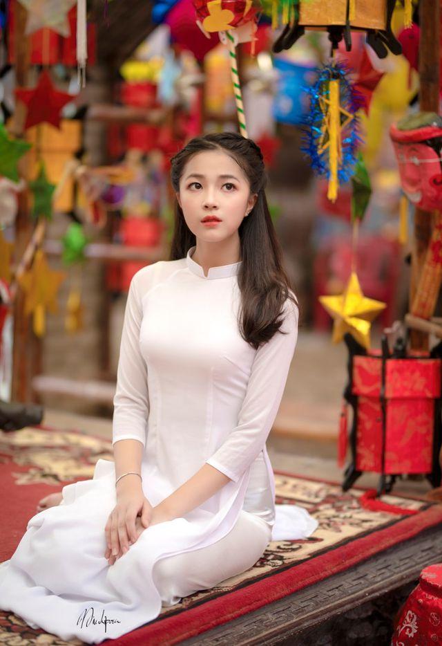 Bộ ảnh mở màn mùa Trung thu của thiếu nữ Hà Nội - Hình 4