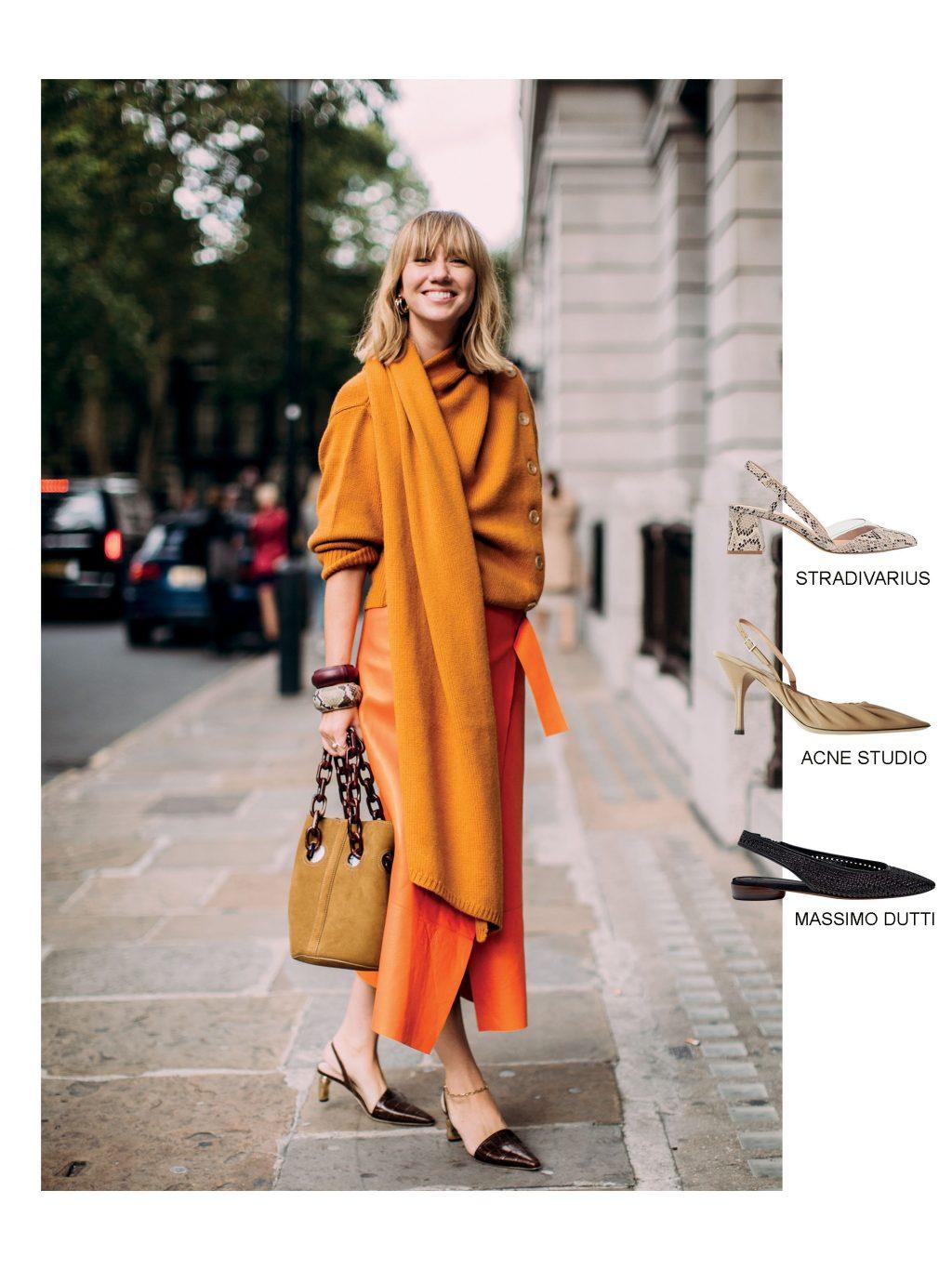 Chọn kiểu giày nào để tự tin xuống phố những ngày giao mùa? - Hình 1