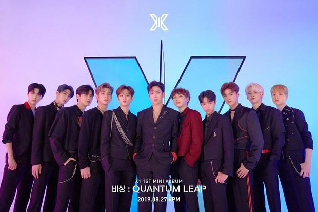 Mặc bất lợi, X1 vẫn tung teaser MV với visual khó kiếm lỗ hổng, giai điệu mới nghe đã dính, ngầu hơn cả Wanna One! - Hình 1