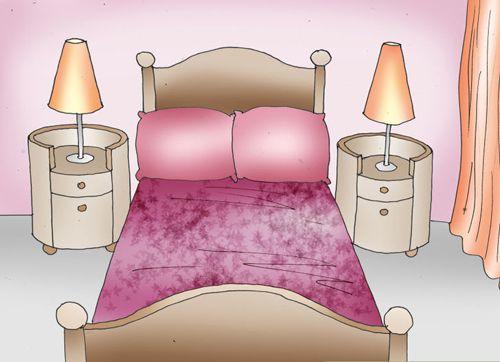 """Cứ đặt đèn ngủ kiểu này đừng hỏi vì sao vợ chồng """"đứt gánh"""", thần tài quay lưng"""