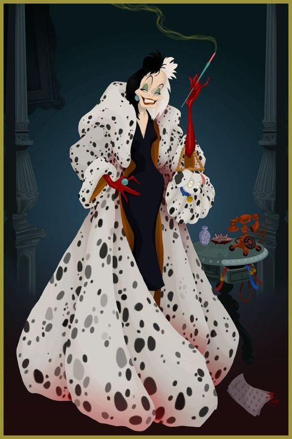 Disney giới thiệu tạo hình Cruella của Emma Stone cùng trích đoạn phim Maleficent 2 - Hình 2