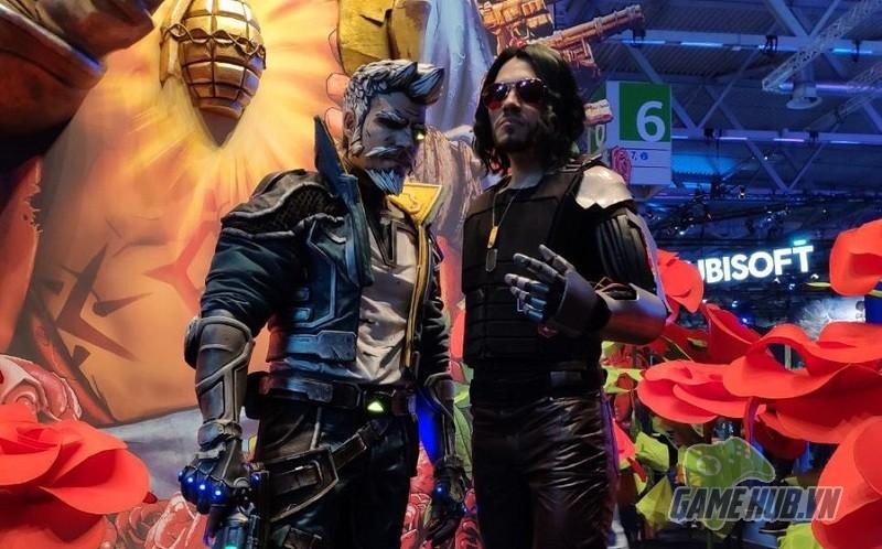 Há hốc mồm với màn cosplay Borderlands 3 xuất thần y như ảnh screenshot - Hình 4