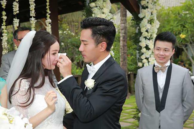 Hậu ly hôn, Lưu Khải Uy lưu luyến vợ cũ nhưng Dương Mịch lại phủ phàng - Hình 5