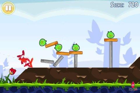 Tôi đã trải nghiệm 17 tựa game Angry Birds như thế nào? (Phần 1) - Hình 2