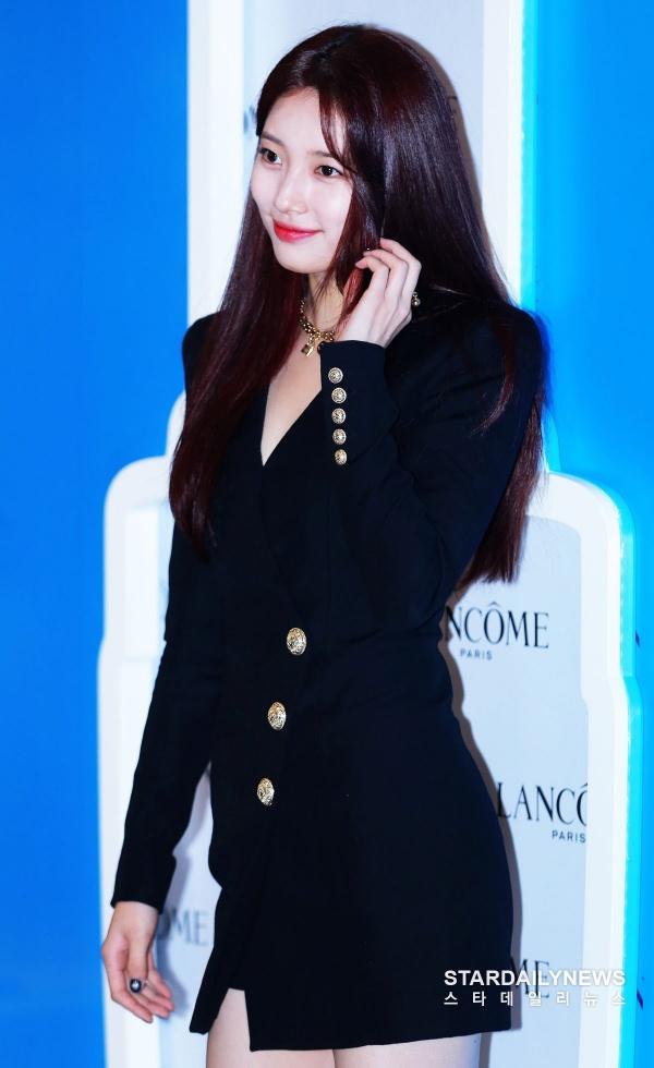 Vóc dáng bốc lửa đến mấy thì khi đụng hàng với Yoona và Jun Ji Hyun, Suzy vẫn đành chịu lép vế - Hình 7