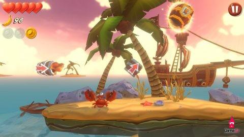 Đổi gió với game khỉ ăn chuối vui nhộn Banana Kong Blast - Hình 7