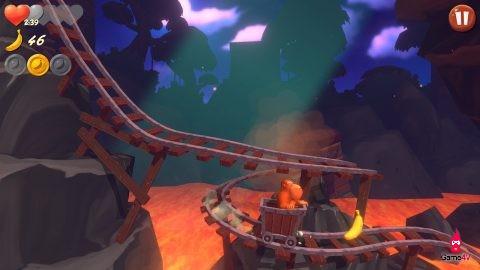 Đổi gió với game khỉ ăn chuối vui nhộn Banana Kong Blast - Hình 4