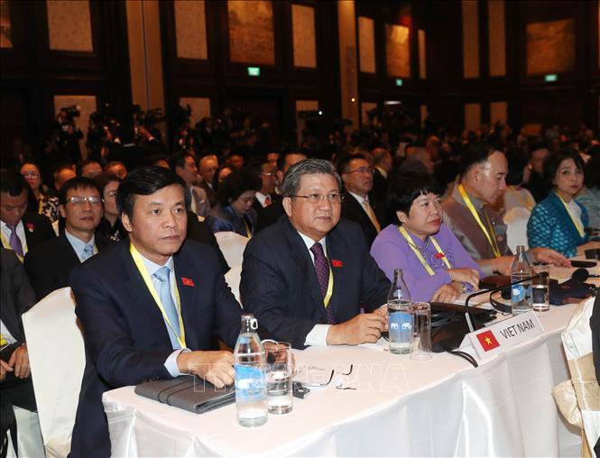 Khai mạc trọng thể Đại Hội đồng Liên nghị viện ASEAN lần thứ 40 - Hình 3