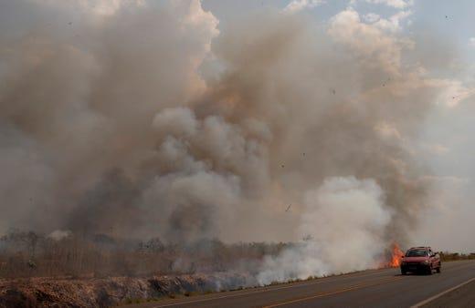 Cháy rừng Amazon: Quả bom carbon ngày tận thế giáng xuống Trái đất - Hình 16