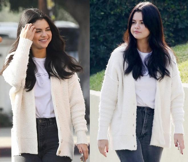 Mặt mộc gây ngỡ ngàng của dàn mỹ nhân Hollywood: Taylor, Kylie và Hadid xuất sắc nhưng Selena vẫn đỉnh nhất - Hình 6