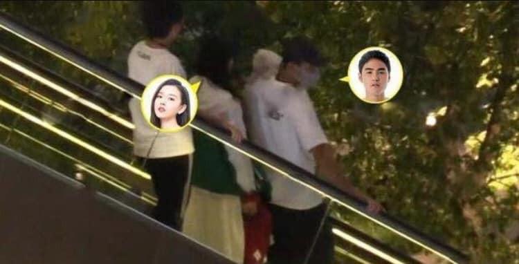 Mỹ nam Phù Dao Hoàng Hậu Nguyễn Kinh Thiên bị chộp cảnh hẹn hò gái trẻ kém 16 tuổi giữa đêm khuya - Hình 1