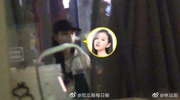 Mỹ nam Phù Dao Hoàng Hậu Nguyễn Kinh Thiên bị chộp cảnh hẹn hò gái trẻ kém 16 tuổi giữa đêm khuya - Hình 3