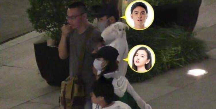 Mỹ nam Phù Dao Hoàng Hậu Nguyễn Kinh Thiên bị chộp cảnh hẹn hò gái trẻ kém 16 tuổi giữa đêm khuya - Hình 2
