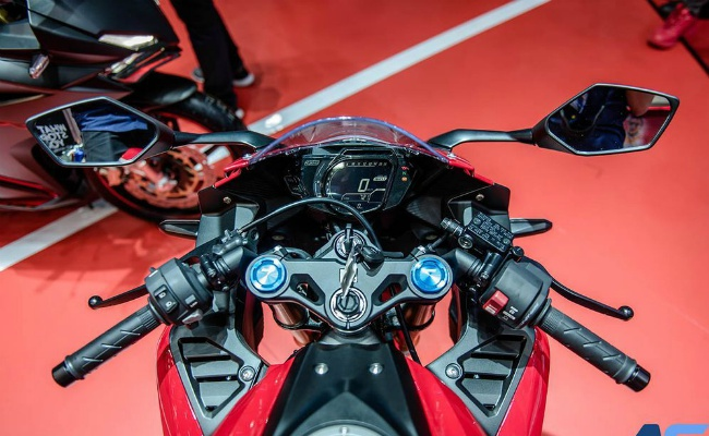 Ngắm 2019 Honda CBR250RR cực chất, phái mạnh muốn xuống tiền tậu ngay - Hình 19