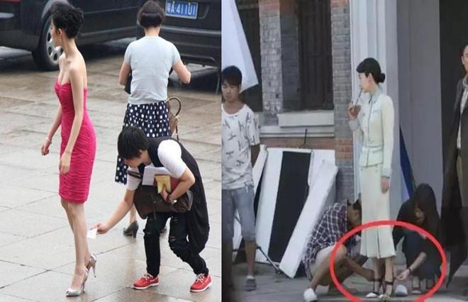 Những mỹ nhân Trung Quốc bị chỉ trích vì hành xử như bà hoàng - Hình 8