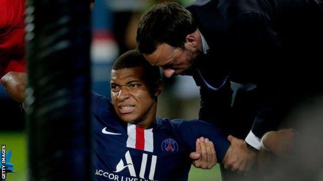 PSG 4-0 Toulouse: Mbappe ghi dấu ấn và... chấn thương nặng - Hình 5