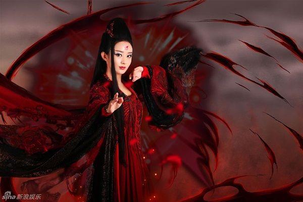 Rộ tin Triệu Lệ Dĩnh đóng cặp với Tiêu Chiến trong Ngọc Chiêu Lệnh, sẽ là Di Lăng Lão Tổ phiên bản nữ - Hình 5