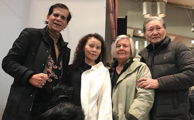 Gia cảnh của bố mẹ Kim Lý tại Thụy Điển - Hình 7