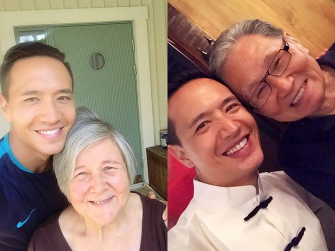 Gia cảnh của bố mẹ Kim Lý tại Thụy Điển - Hình 2