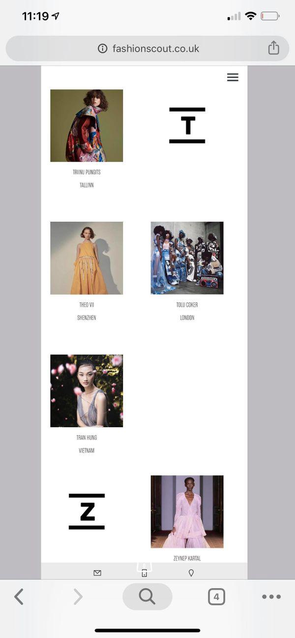 NTK Trần Hùng đem BST lên sàn diễn tại London Fashion Week 2019 - Hình 5