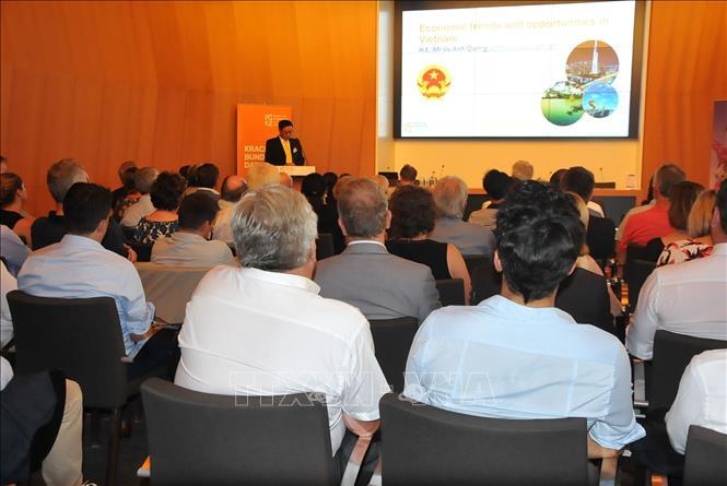 Tỉnh Antwerp của Bỉ mở rộng hợp tác thương mại với Việt Nam - Hình 1