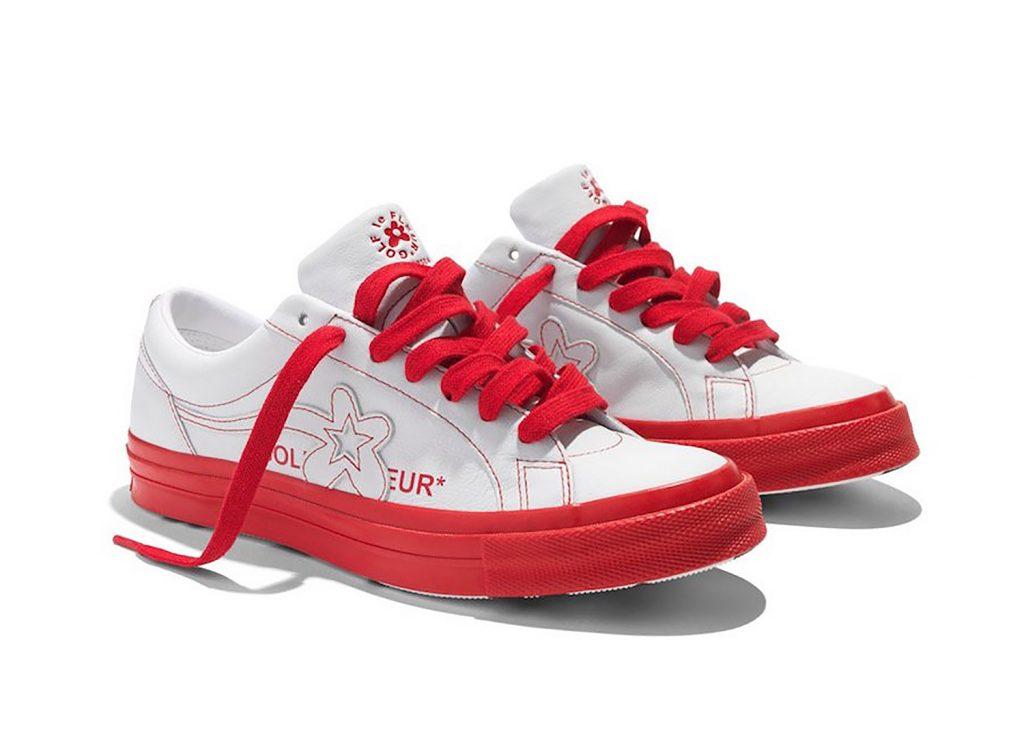 Giày Converse x GOLF le FLEUR* Color Block lọt danh sách sneakers đáng mong đợi nhất - Hình 3