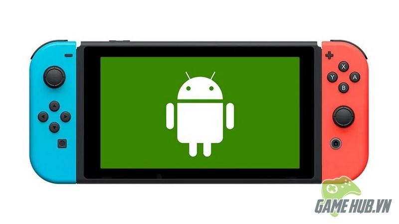 Hacker bất ngờ biến Switch thành một máy Android đúng nghĩa - Hình 1