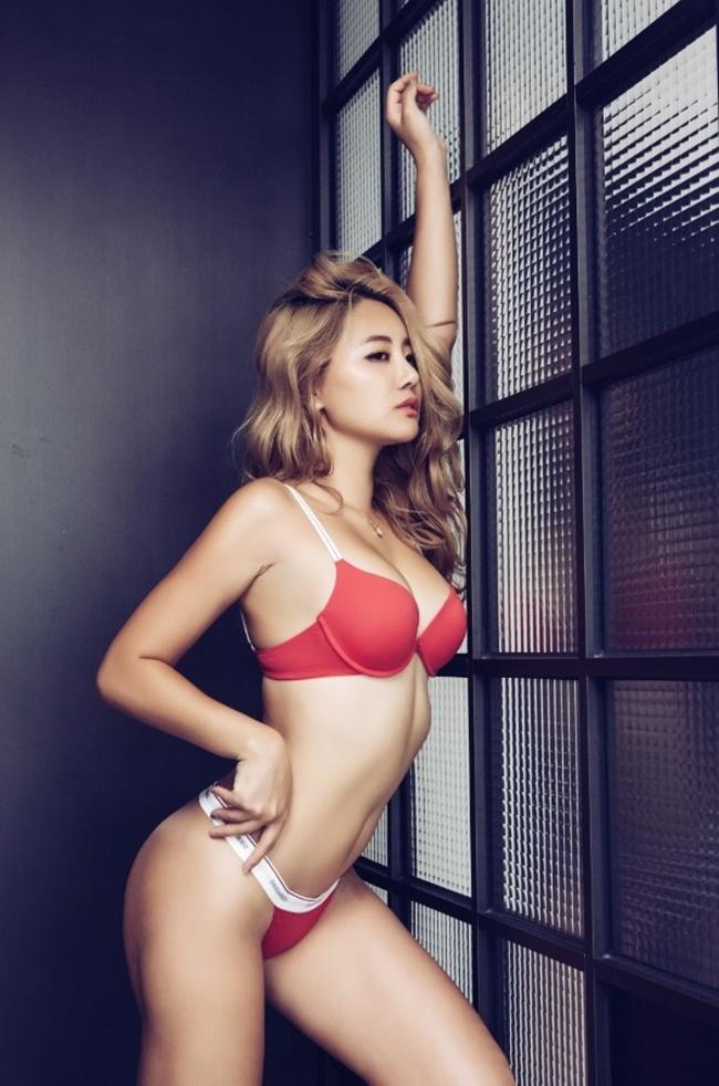 Những nàng thần Vệ Nữ béo Hàn Quốc quyến rũ mê lòng nhờ... núng nính mỡ - Hình 10