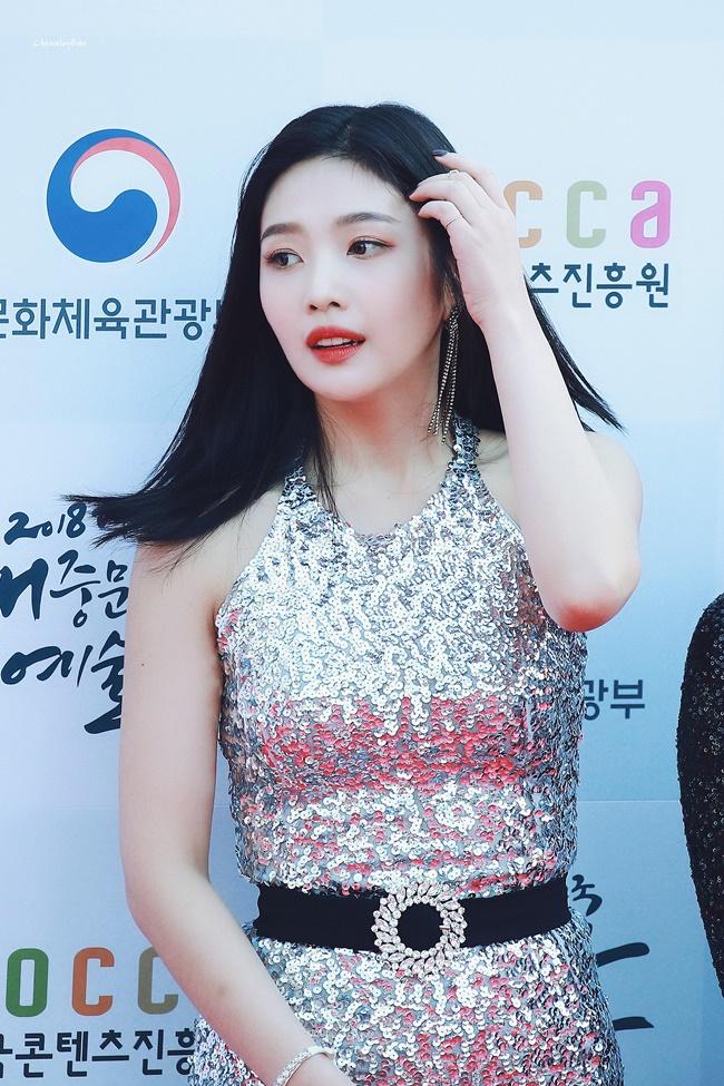 Những nàng thần Vệ Nữ béo Hàn Quốc quyến rũ mê lòng nhờ... núng nính mỡ - Hình 16